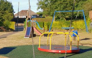 Children's play area - Docking.
