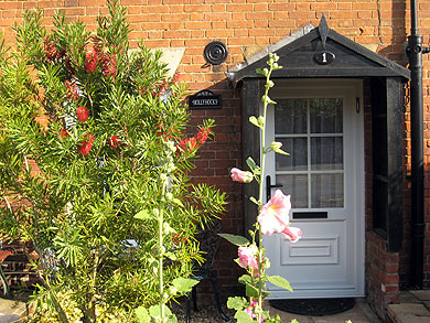 North Norfolk Self Catering at Hollyhocks Cottage: Rates.